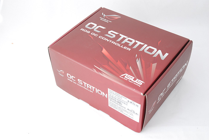 1 Review : Asus OC Station for ROG Series Motherboard