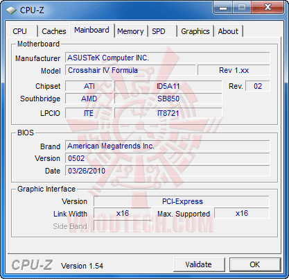 c3 4200 AMD Phenom II X6 1090T Black Edition Overclock Results