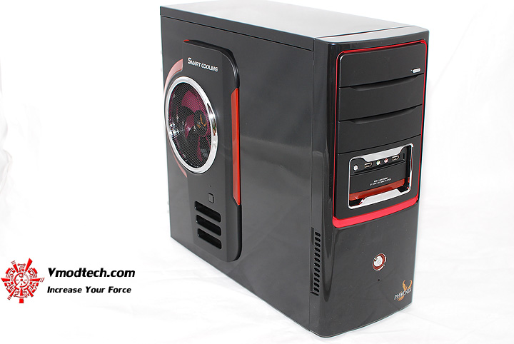 1 Phoenix Cyber 1803 : เคสสวยๆพร้อม PSU จาก Neolution