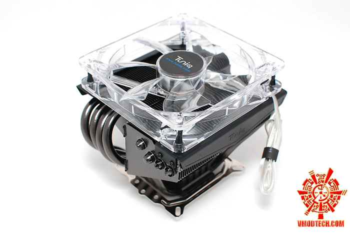 1 Review : Tuniq Propeller 120 CPU Cooler