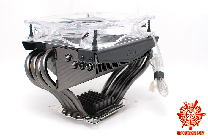 2 Review : Tuniq Propeller 120 CPU Cooler
