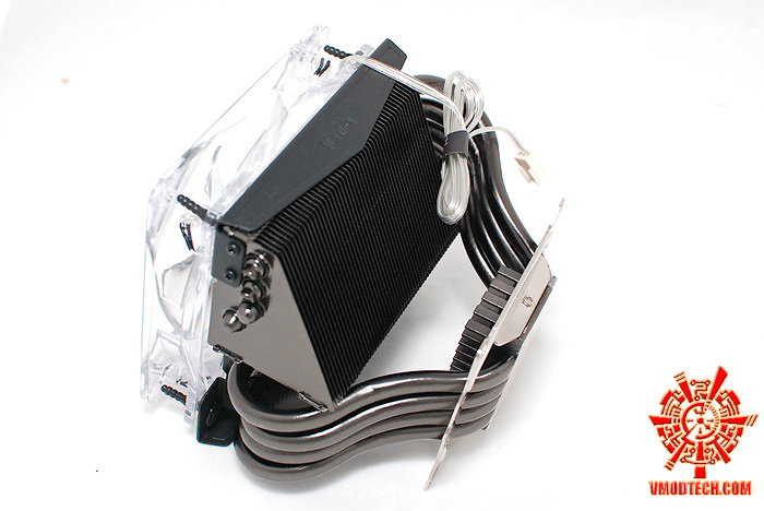 3 Review : Tuniq Propeller 120 CPU Cooler