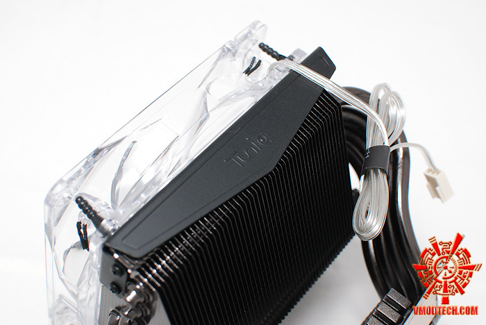 4 Review : Tuniq Propeller 120 CPU Cooler