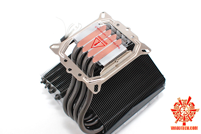 8 Review : Tuniq Propeller 120 CPU Cooler