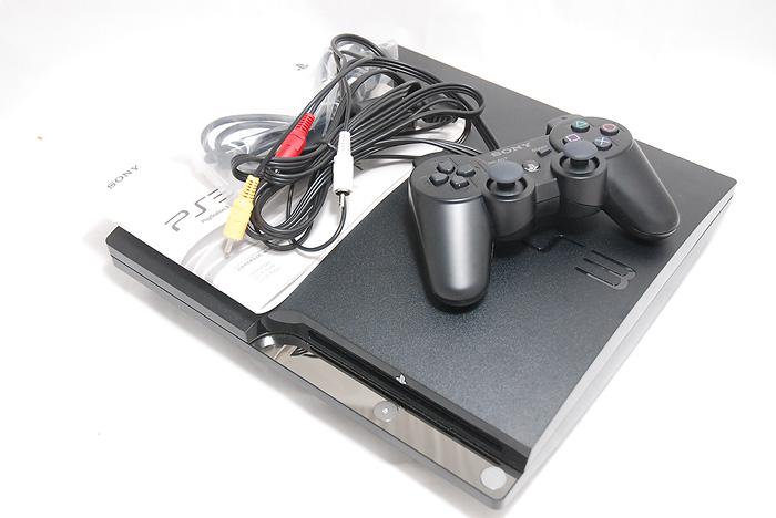 12 Review : Sony Playstation 3 (Slim) 120gb