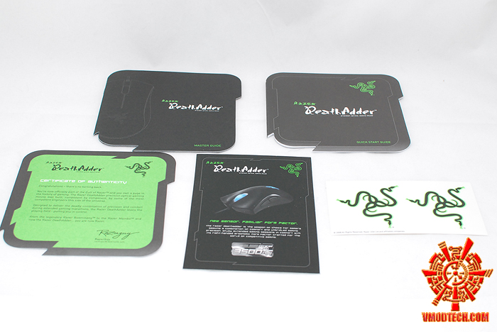 10 Review : Razer Deathadder mouse & Goliathus mouse mat