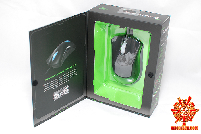 2 Review : Razer Deathadder mouse & Goliathus mouse mat
