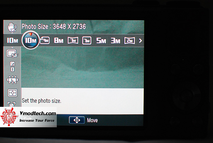 11 Review : Samsung WB2000