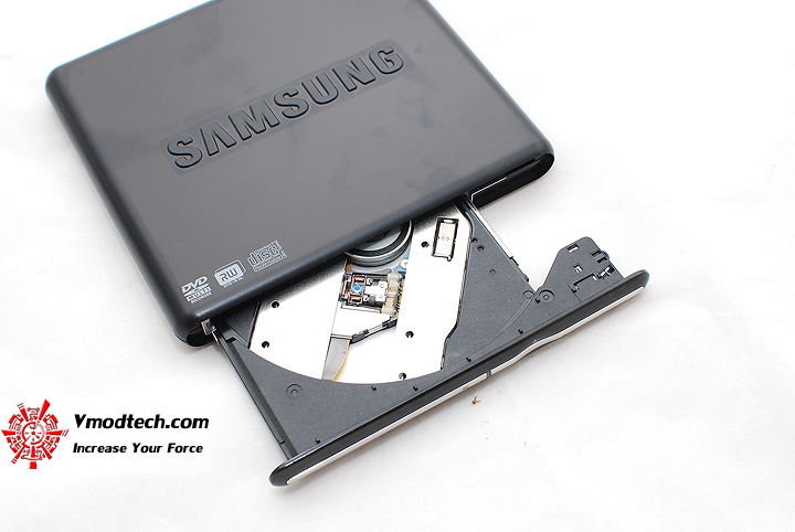 Review : Samsung Slim External DVD Writer (SE 084D)