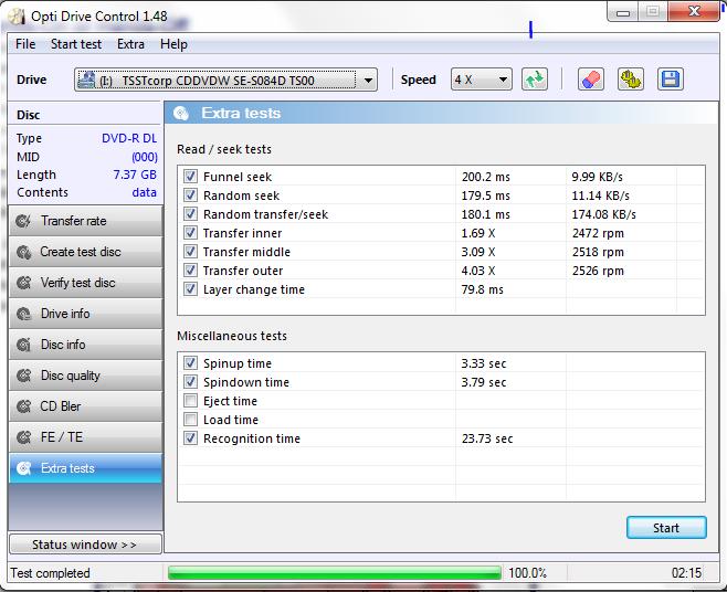 Review : Samsung Slim External DVD Writer (SE 084D)