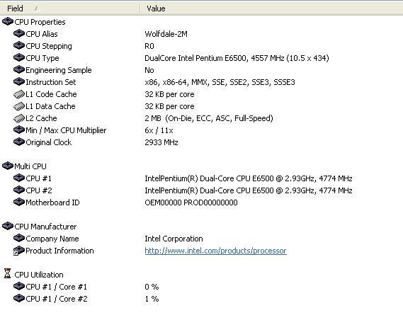 12 ทดสอบ Intel Pentium Dual Core E6500 สไตล์สารคาม !