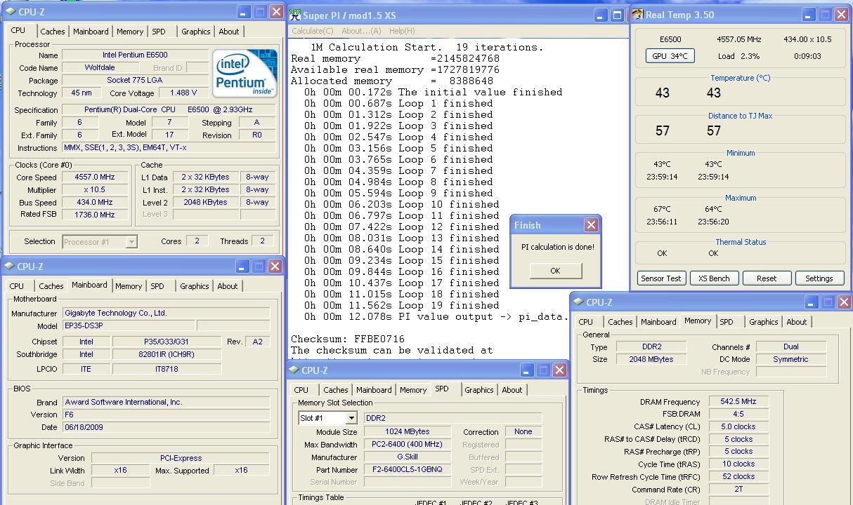 21 ทดสอบ Intel Pentium Dual Core E6500 สไตล์สารคาม !