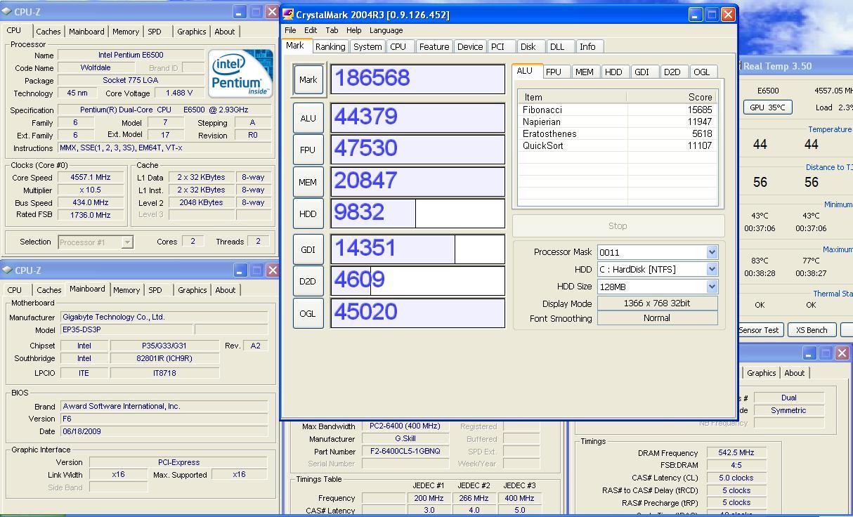27 ทดสอบ Intel Pentium Dual Core E6500 สไตล์สารคาม !