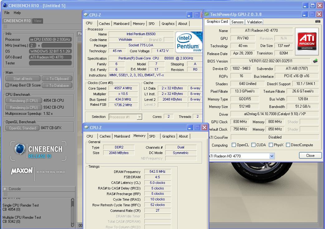 29 ทดสอบ Intel Pentium Dual Core E6500 สไตล์สารคาม !