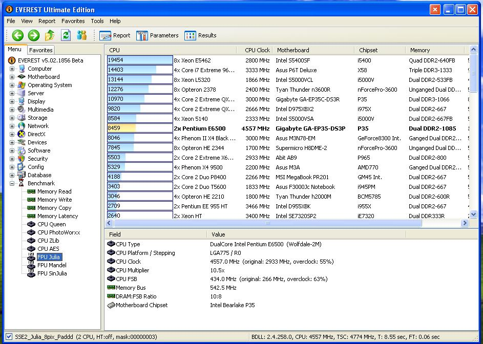 31 ทดสอบ Intel Pentium Dual Core E6500 สไตล์สารคาม !