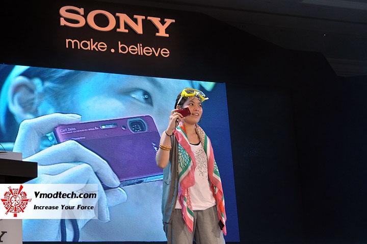 7 ภาพบรรยากาศงานแถลงทิศทางธุรกิจ และกลยุทธการตลาด  Sony ปี พ.ศ.2553
