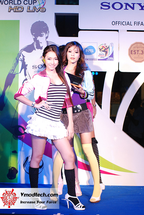 19 ภาพเด็ดจากงาน Sony 2010 FIFA World Cup HD Live Exclusive Party