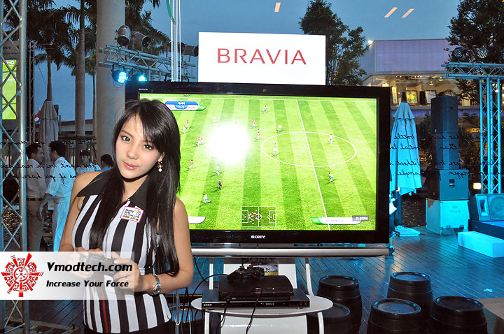 4 ภาพเด็ดจากงาน Sony 2010 FIFA World Cup HD Live Exclusive Party