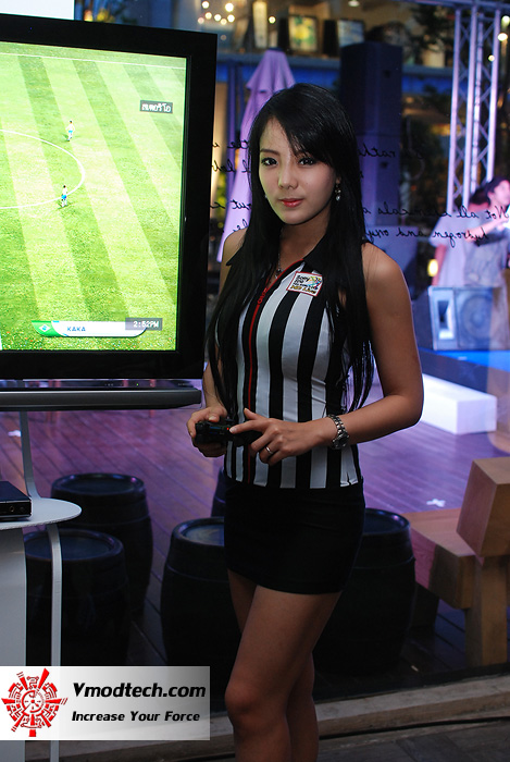 5 ภาพเด็ดจากงาน Sony 2010 FIFA World Cup HD Live Exclusive Party