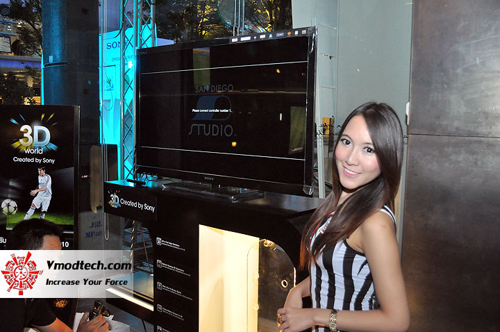 6 ภาพเด็ดจากงาน Sony 2010 FIFA World Cup HD Live Exclusive Party