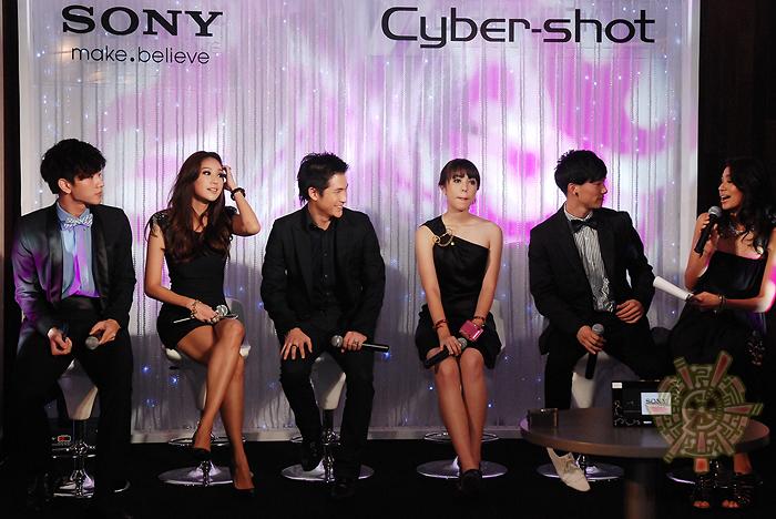 10 บรรยากาศงานเปิดตัวกล้อง Sony Cyber shot DSC TX1 & Sony Cyber shot DSC WX1