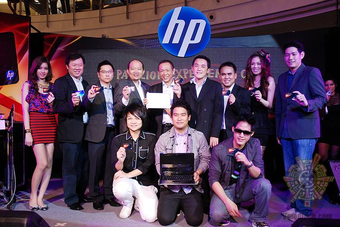 21 ภาพบรรยากาศงานเปิดตัวมินิโน้ตบุ๊ค HP Mini 110 และโน้ตบุ๊ค HP Pavilion dm3