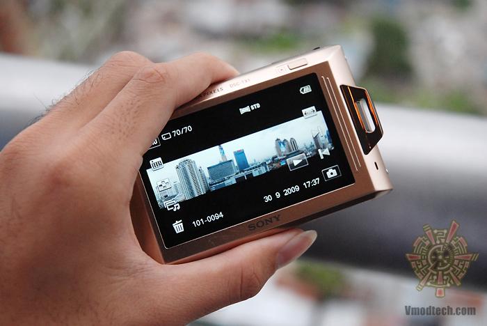 4 บรรยากาศงานเปิดตัวกล้อง Sony Cyber shot DSC TX1 & Sony Cyber shot DSC WX1
