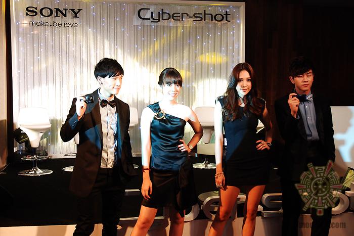 8 บรรยากาศงานเปิดตัวกล้อง Sony Cyber shot DSC TX1 & Sony Cyber shot DSC WX1