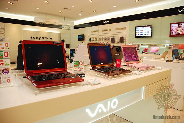 2 พาเที่ยวชม Sony Style Shop ร้านแห่งอารยธรรมโซนี่