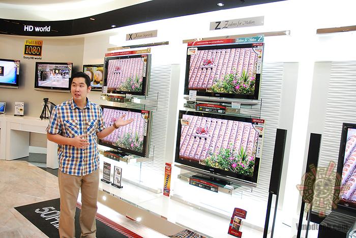 6 พาเที่ยวชม Sony Style Shop ร้านแห่งอารยธรรมโซนี่