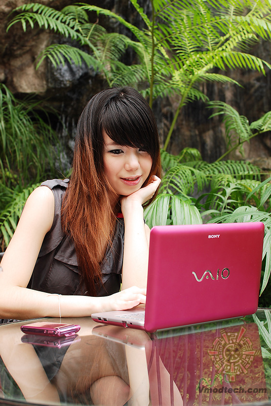 1 Review : Sony VAIO W
