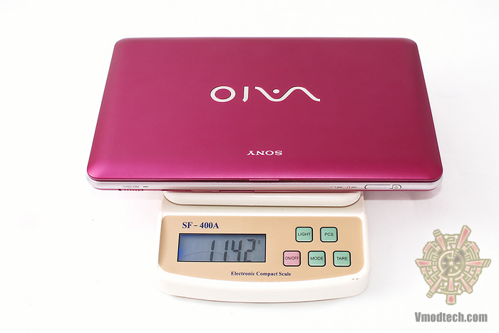25 Review : Sony VAIO W