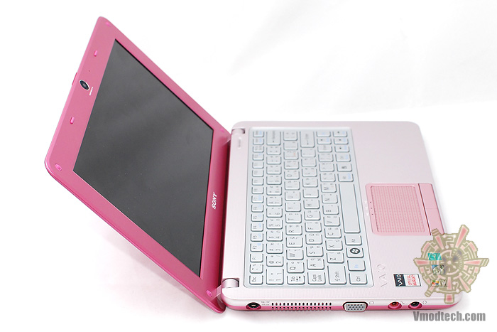 6 Review : Sony VAIO W