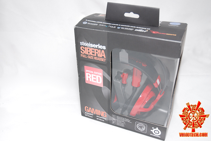 1 Review : Steelseries SIBERIA Full size Headset for Gaming