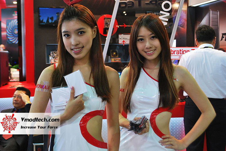 3 Pretty Girls of Computex Taipei 2011 Day 2