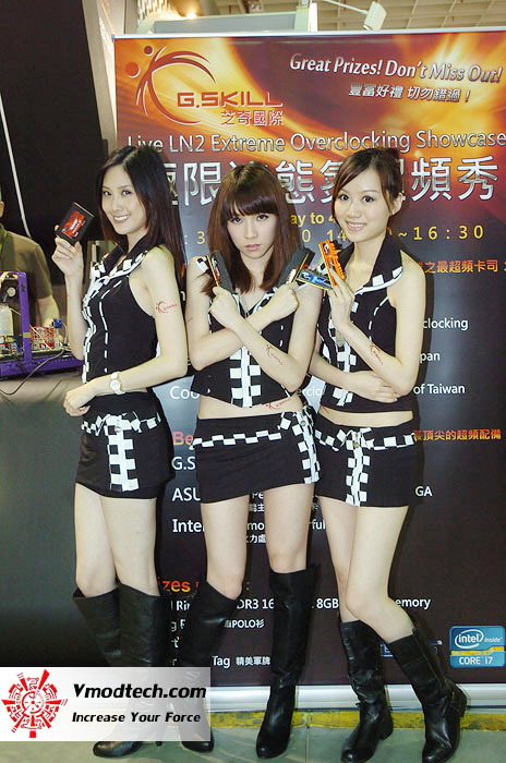 10 Pretty Girls of Computex Taipei 2011