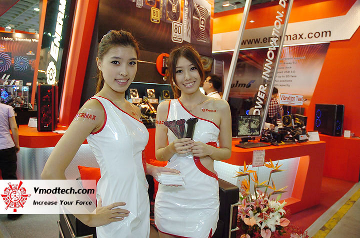 6 Pretty Girls of Computex Taipei 2011