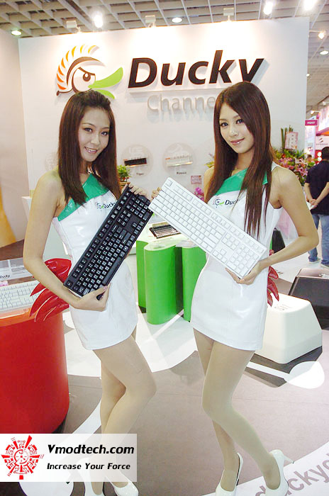 7 Pretty Girls of Computex Taipei 2011