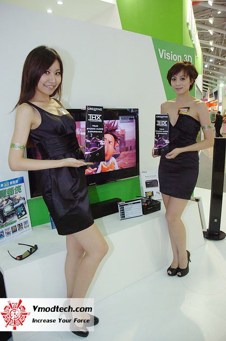 9 Pretty Girls of Computex Taipei 2011