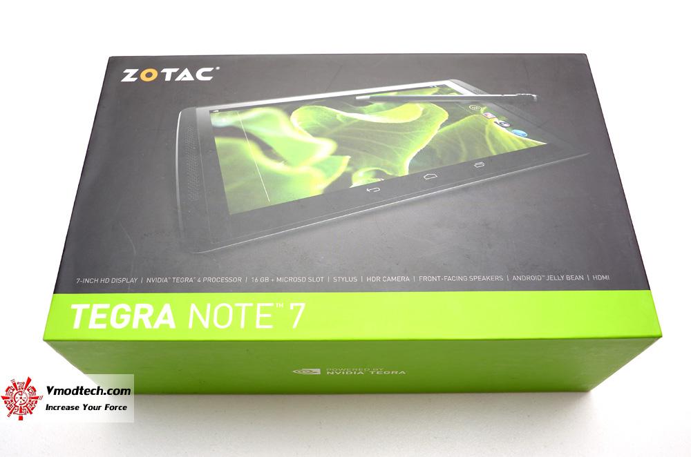 1 Review : ZOTAC NVIDIA Tegra Note 7