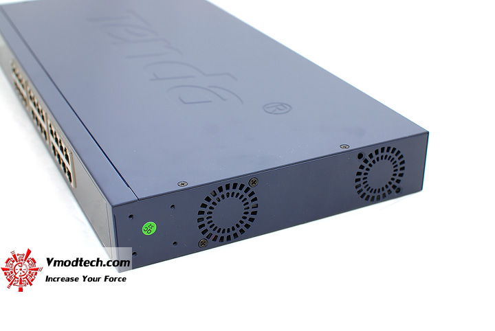 Review : Tenda TEG1024G 24 ports gigabit ethernet switch