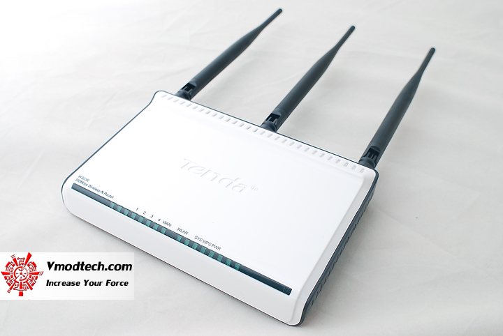 7 Review : Tenda W303R N300 Wireless N Superb Range Router