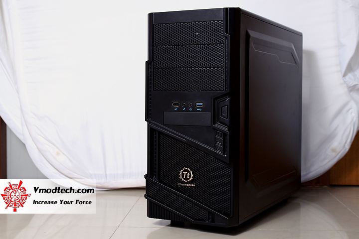 1 Review : Thermaltake Commander MS I mid tower chassis