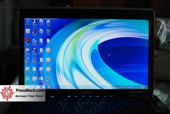 20 Review : Toshiba Satellite M500 Core i5 & Touch screen notebook