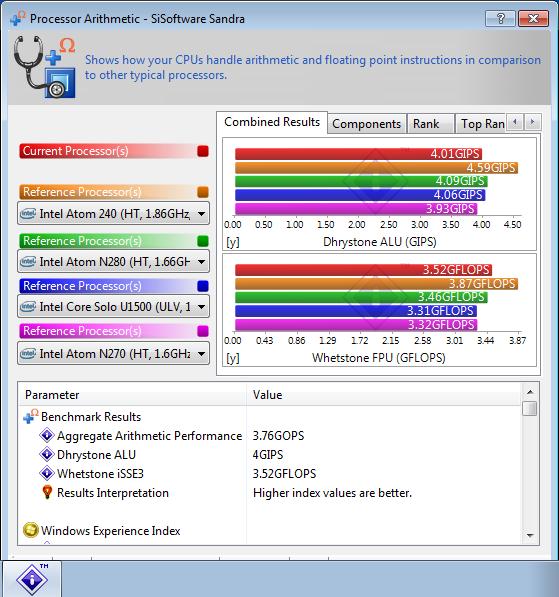 ev01 Review : Toshiba NB305 Netbook