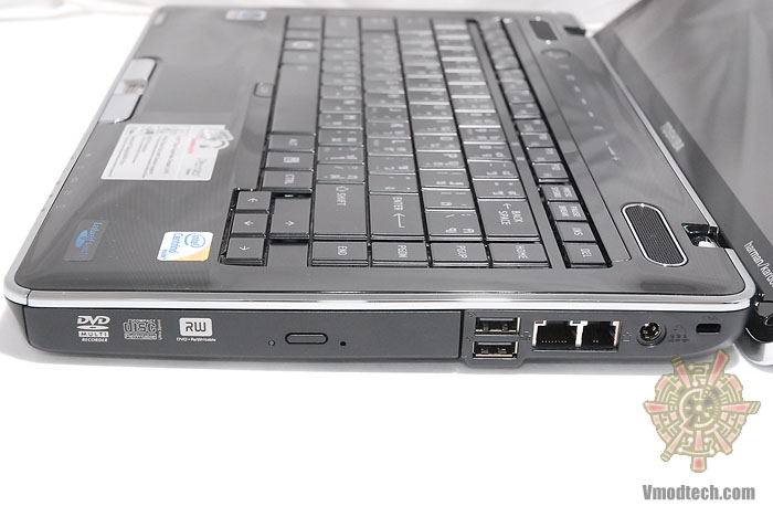 10 Review : Toshiba Satellite M500