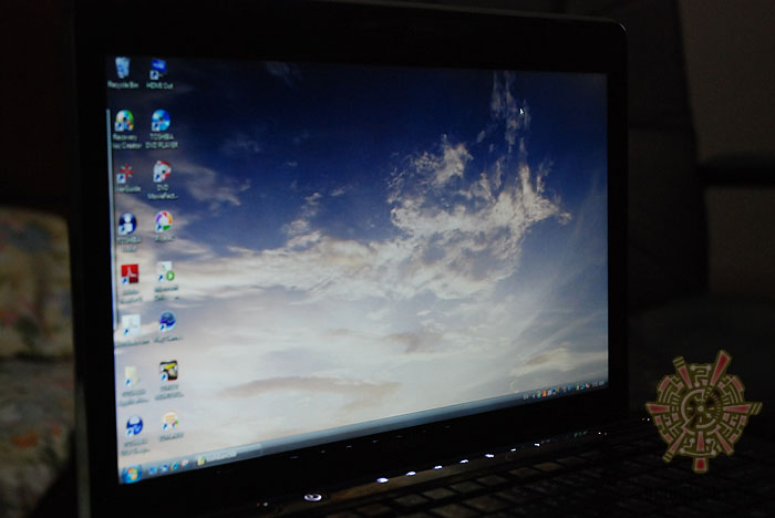 20 Review : Toshiba Satellite M500