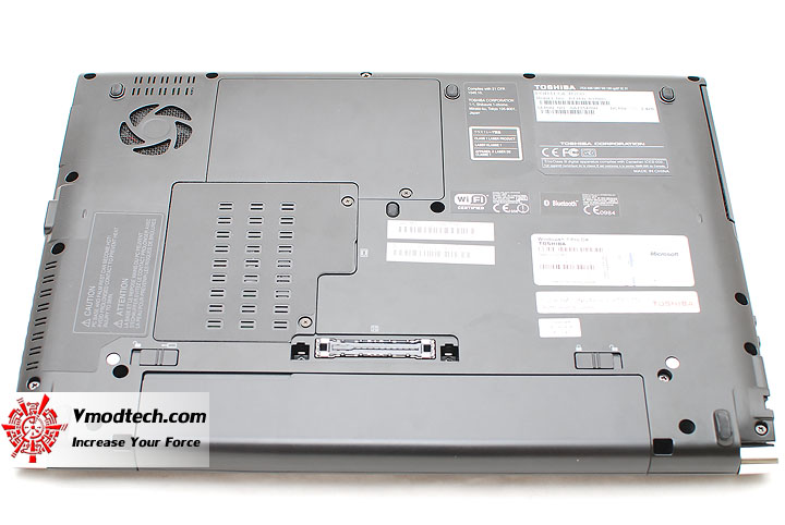 12 Review : Toshiba Portege R700