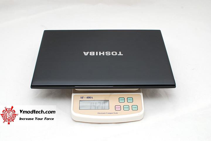 14 Review : Toshiba Portege R700
