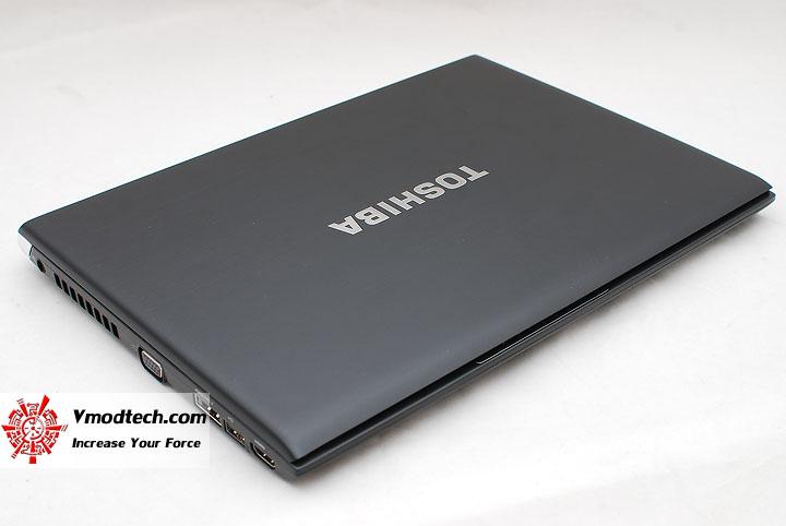 2 Review : Toshiba Portege R700